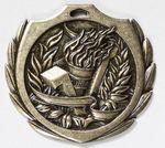 Custom Victory Burst Medal - 2 1/4