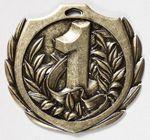 Custom 1st Burst Medal - 2 1/4