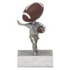 "Flag Football Bobble Head (5 1/2"")"