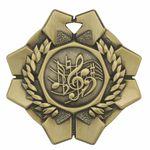 Custom Music Imperial Medal