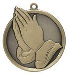 Custom Religion Mega Medal - 2-1/4