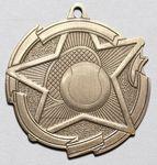 Custom Star Medals -