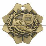 Custom Track Imperial Medal