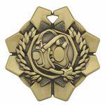 Custom Wrestling Imperial Medal