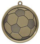 Custom Soccer Mega Medal - 2-1/4