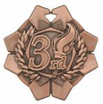Custom 3rd Place Imperial Medal