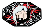 Custom Street Tags - Karate