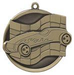 Custom Pinewood Derby Mega Medal - 2-1/4