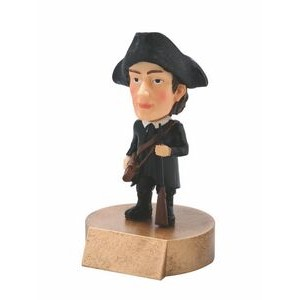 Bobble Head (Patriot/Minuteman)