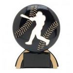 Custom Baseball, Male - Shadow Sport Resin - 4-1/2