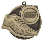 Custom Track Mega Medal - 2-1/4