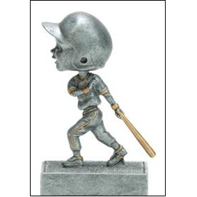 "Male Baseball Rock-n-Bop Bobble Head (5 1/2"")"