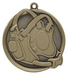 Custom Wrestling Mega Medal - 2-1/4