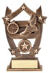 Custom Sport Stars Resins Track Award - 6 1/4