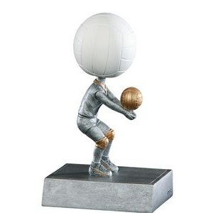"Volleyball Bobble Head (5 1/2"")"