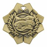 Custom Pinewood Derby Imperial Medal