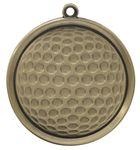 Custom Golf Mega Medal - 2-1/4