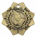 Custom Religion Imperial Medal
