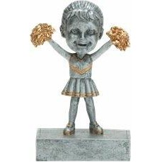 "Cheerleader Rock-n-Bop Bobble Head (5 1/2"")"