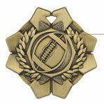 Custom Football Imperial Medal