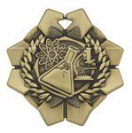 Custom Science Imperial Medal