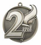 Custom 2nd Mega Medal - 2-1/4