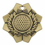 Custom Golf Imperial Medal