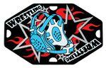 Custom Street Tags - Wrestling