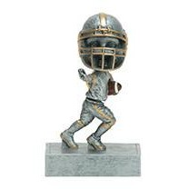 "Football Rock-n-Bop Bobble Head (5 1/2"")"