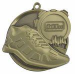 Custom Cross Country Mega Medal - 2-1/4