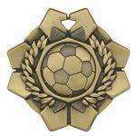 Custom Soccer Imperial Medal