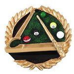 Custom Plaque Mounts - Billiards
