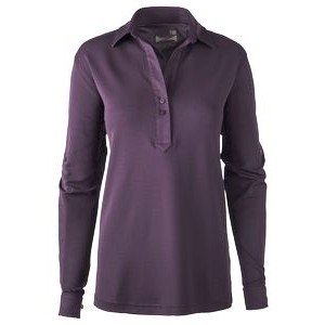Women's Coolmax® Oxford Knit Tunic Shirt