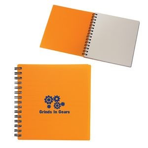 Even Writer Square Notebook