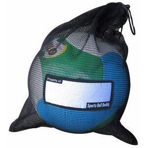 Sports Ball and Gear Bag (Holds 1 Ball)
