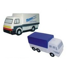 Transportation Series Delivery Truck Stress Reliever