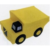 Big Dump Truck Transportation Series Stress Toys