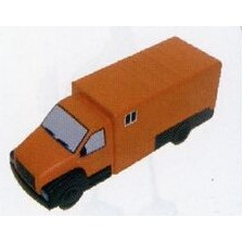 Split Dump Truck Transportation Series Stress Toys