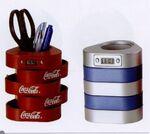 Custom LCD Clock & Pen Holder