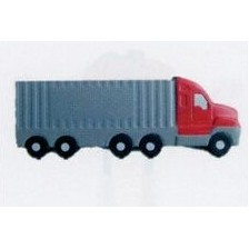Semi Truck Transportation Series Stress Toys