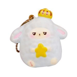 Slow Rising Scented Squishy Dreamy Sheep Keychain