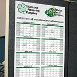 Custom Large Wall Calendar