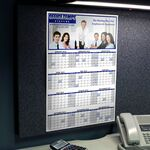 Custom Small Wall Calendar