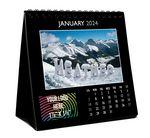 Custom Name Personalized Desk Calendars - 5 1/2