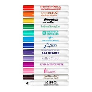 Liqui-Mark® Washable Markers