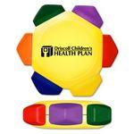 Custom Crayo-Craze 6 Color Crayon Wheel (Yellow)
