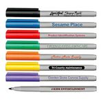 Custom Extra Fine Tip Permanent Pocket Marker - USA Made