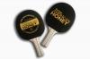Custom Black Ping Pong Paddle