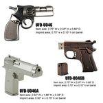 Custom Metal Gun Shaped USB drive - 256MB