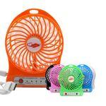 Custom Rechargeable USB Fan